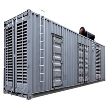 1000kVA Cummins Diesel Generator Set Container Type