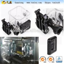 molde plástico para câmera Gopro hero3 3 +, quatro gerações de medidores especiais shell.45 impermeável impermeável capa