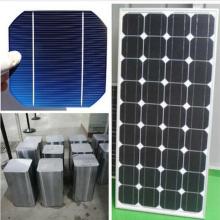 Paneles fotovoltaicos de 200W para sistemas de células solares.