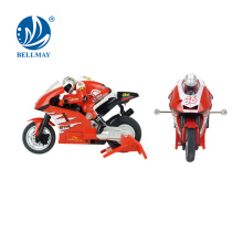 Hot Selling1/20 Scale 2.4GHz Wireless Radio Frequency Controlled System RC MotorcycleFor Wholesales
