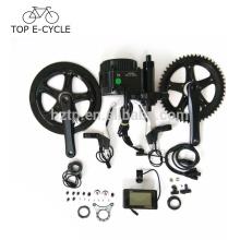 Bafang 8fun BBS 01 02 HD 36v 48v 250w 350w 500w 750w motor de accionamiento de media distancia e-bike kit