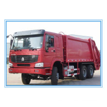 Heavy Duty 6X4 Sinotruk HOWO Compactor Garbage Truck