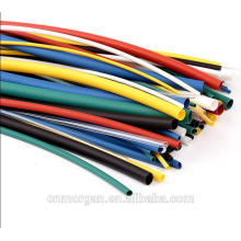Excellent green heat shrinkable tubing 25mm , insulation tube with PVC material