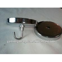 cabinet magnetic hook