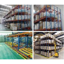 Popular Warehouse Storage Push Back Racking