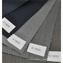 Хорошее качество поставщик Китай проверка pin-70%шерсть 30%полиэстер ткань для костюм равномерное