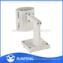 De aluminio a presión la vivienda de encargo de la cámara CCTV de la fundición con las bases