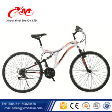 Alibaba hot sale good quality bicycle bike/dual full suspension mountain bikes sale/26 inch mountain bicycle