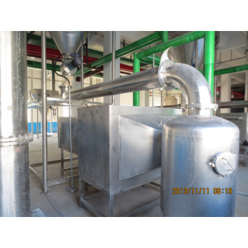 coated fertilizers spin drying machine