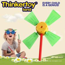 Jouet d'éducation en plastique bricolage pour cultiver la créativité des enfants