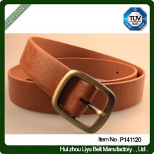 Custom High Quality Genuine Bridle Leather Belt