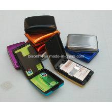 Бумажник многофункциональной многофункциональной карточки фабрики для командировки