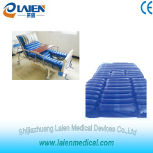 Luftmatratze für Krankenhausbett Sitzposition mit WC Loch