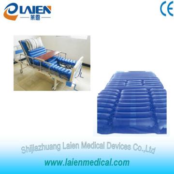 Matelas pour lit d'hôpital position avec trou de toilette assise