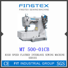 High Speed Flatbed Interlock Sewing Machine (MT 500-01CB)