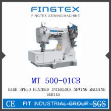 High Speed Flatbed Interlock Sewing Machine (500-01CB)