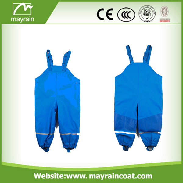 Children Rain Bib Pants