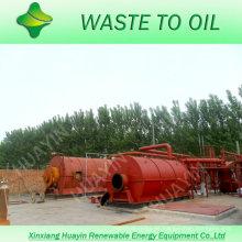 Neumático de desecho de diseño más nuevo para el petróleo crudo con CE e ISO
