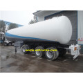 ASME 15000 Gallon LPG Transport Trailers
