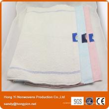 Chiffon de nettoyage de sol en coton super absorbant