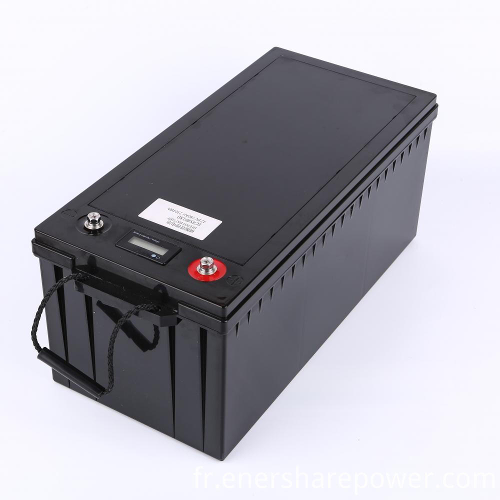 Solar Ion Batterie Backup