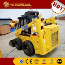 XCMG mini-carregadeira elétrica XT740 mini-carregadeira