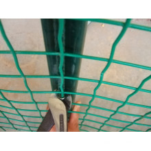 Powder Coated Woven Green Color Euro Fence