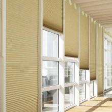 honeycomb fabric cellular blind/honeycomb blinds