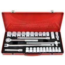 High Quality 28PCS Socket Tool Set with Flexible Handle
