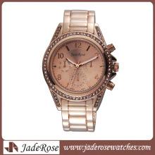 Reloj de mujer de alta calidad de aleación Wartch