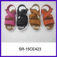 Señora agradable de los deslizadores de las sandalias de las señoras del diseño de la sandalia del deslizador del más nuevo diseño de las mujeres