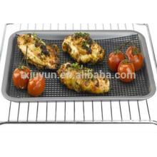 PTFE Reutilizáveis Non-stick Cooking Mesh Sheet