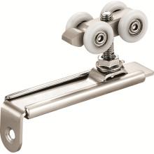 Wooden Sliding Door Rollors with Aluminum Alloy Rail