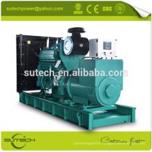 Factory price 600Kva Cummins KTA19-G8 generator, powered by Cummins KTA19-G8 engine