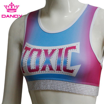 Bling Sublimated Cheer Apparels