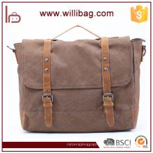 Business Sling Cross Body Bag Messenger Bag Hommes Sac à bandoulière