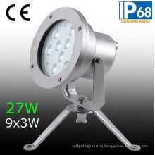 27watt High Power LED Underwater Pool Lighting (JP95592)