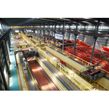 Steel plant metallurgical crane