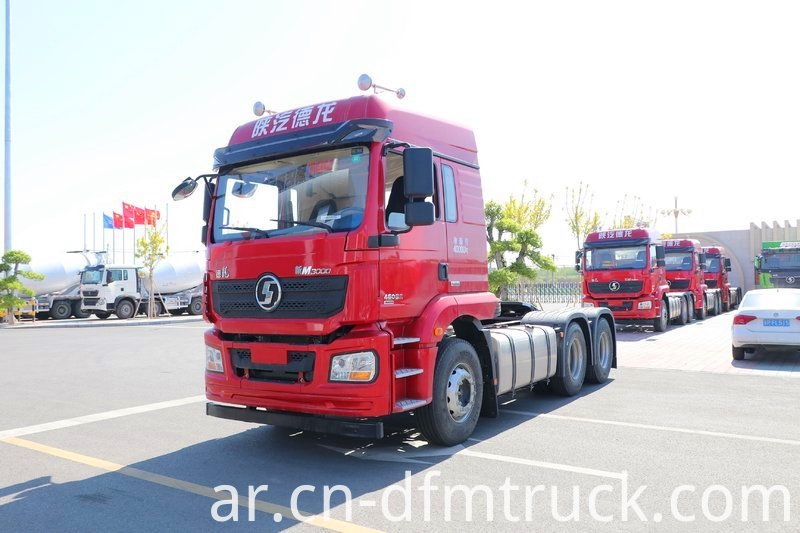 Shacman M3000 460 Hp 6x4 Tractor Truck