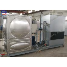 24 тонны Superdyma замкнутой цепи встречным потоком ГТМ-120 мини-машина охладитель воды