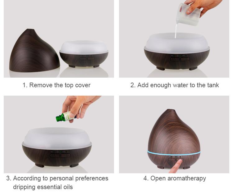 aroma diffuser usb