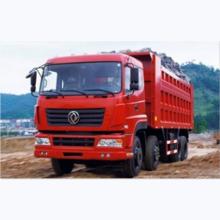 Camiones volquete de la marca Dongfeng
