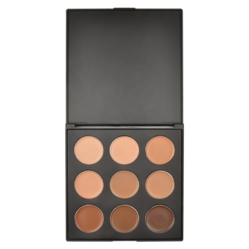 Vegan Cream Makeup Private Label Contour Palette Палетка-консилер