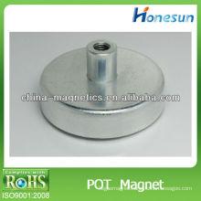 pot magnets holder screwed hole