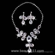 Astergarden Real Photos Wedding Evening Necklace ASJ026