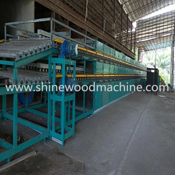 Shine Core Veneer Dryer Machine for Plywood