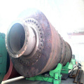 Cement raw material mill for drying and grinding