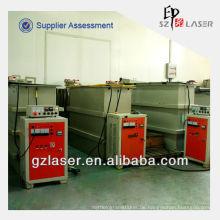 Nickel-Aufkleber-Galvanotechnik