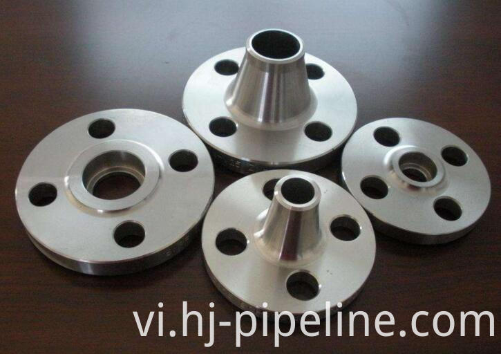 high pressure pipe flange
