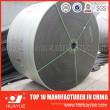 PVC Rubber Belt for Mining Coal Industry Strength 680s-2500s
